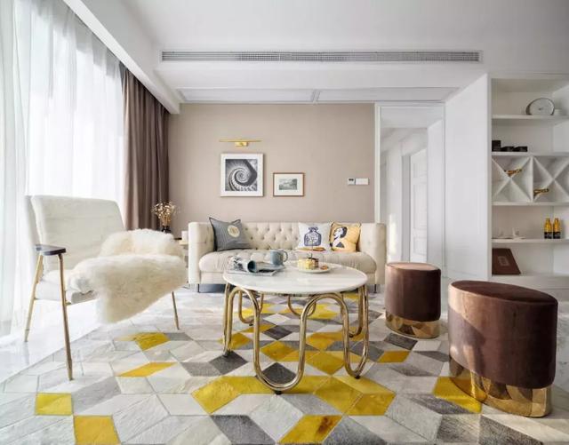 家里缺少温柔质感?你可能需要一张地毯