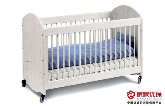 关于婴儿床的安全隐患,你知道几个?