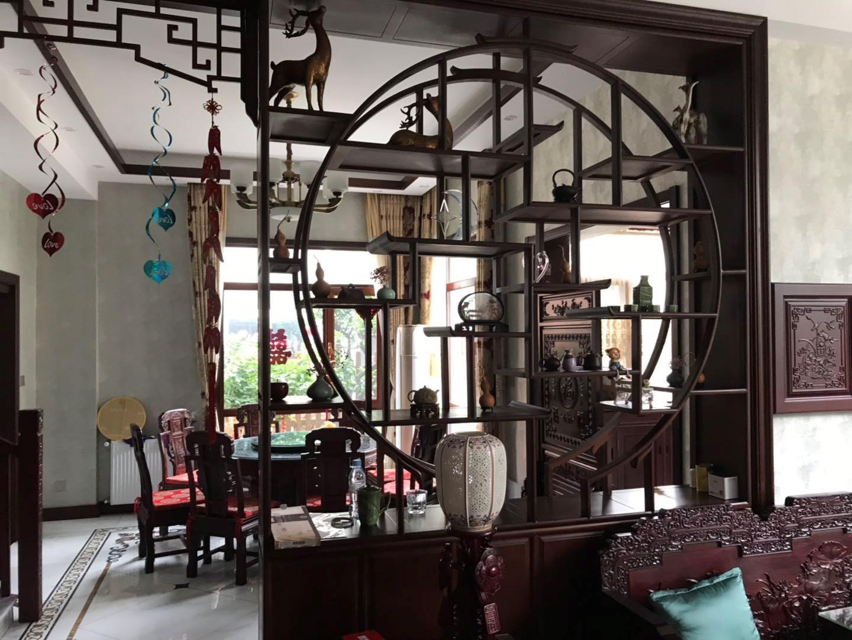 碧桂园别墅中式风格
