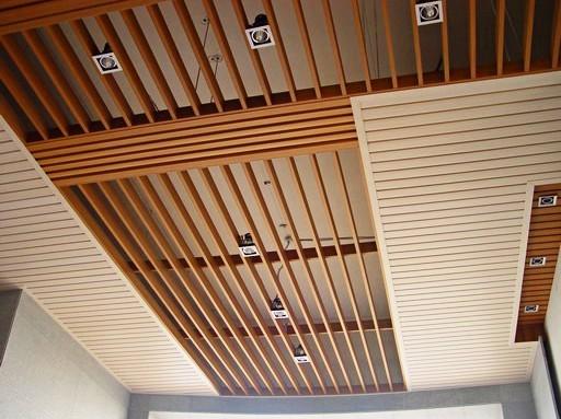 生态木吊顶怎么安装?生态木吊顶搭配什么灯