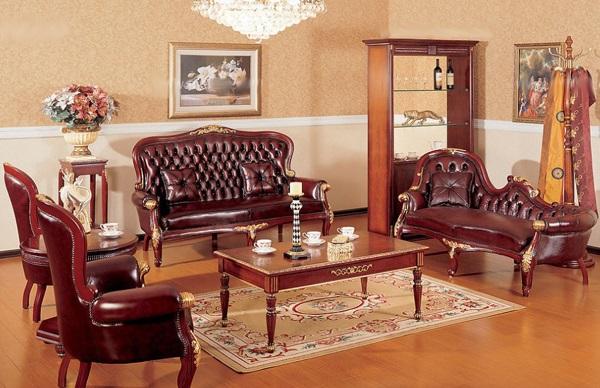 红木家具的木材种类有哪些?红木家具真伪辨别方法