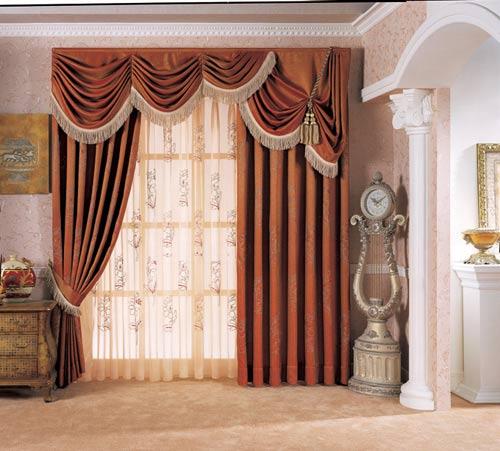 欧式窗帘什么颜色高档,欧式窗帘遮光性怎么样