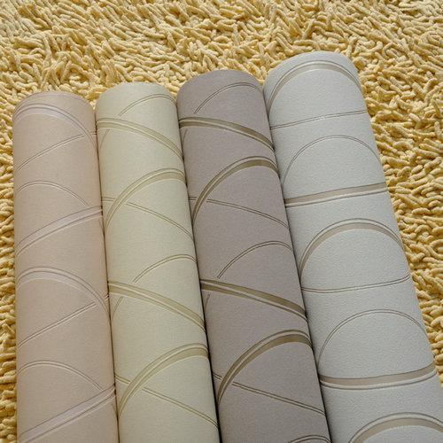 植绒壁纸施工方法,植绒壁纸怎么处理不起泡