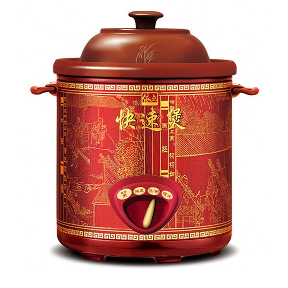 依立紫砂锅和苏泊尔哪个好?依立紫砂锅老款煮粥要多长时间