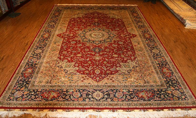波斯地毯很贵吗?波斯地毯一平方多少钱