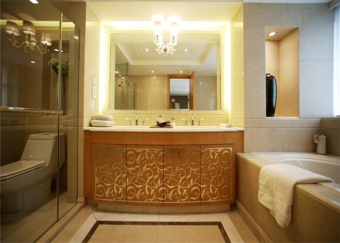 洗手间开门见镜怎么处理?洗手间镜子摆放在哪里会更好?